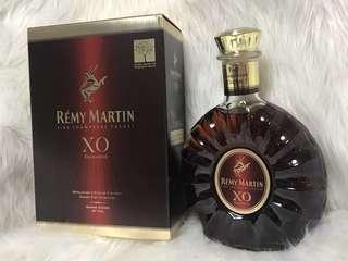 日本版Remy Martin XO(全新有盒)
