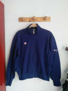Tracktop Champion size M futt tag Authentic