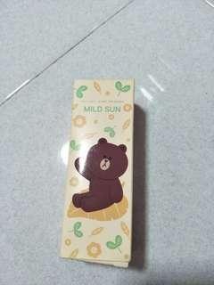Missha Line Friends Mild Sun Sunblock