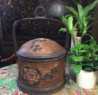 Vintage Teochew Basket
