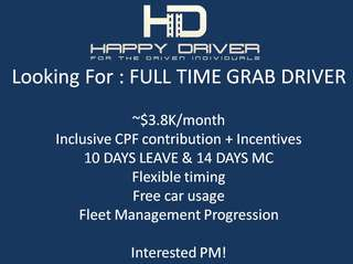 FULLTIME DRIVERS WANTED