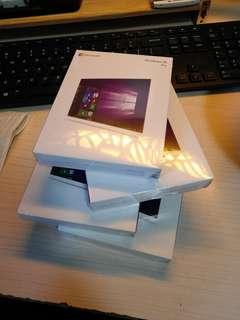 windows 10 Pro 盒裝版 USB手指 win10 win 10 oem