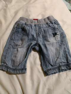 Boy Short Pants