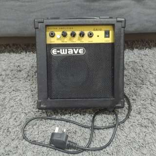 E-WAVE 10W Guitar Amp