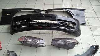 Bmw e46 coupe parts