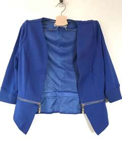 PL Blue Jacket / Blazer