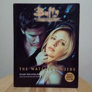 Buffy The Vampire Slayer Companion - Hard bound