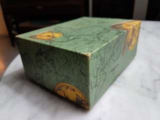 Rare Original Outer Design Box for Ladies Rolex President Watch Box.