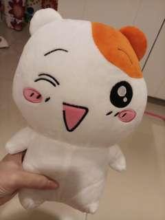Hamtaro soft toy