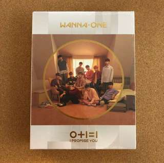 Wanna One I Promise You Day Ver Album