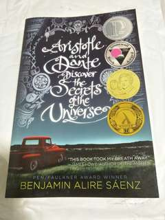 ARISTOTLE AND DANTE : DISCOVER THE SECRETS OF THE UNIVERSE