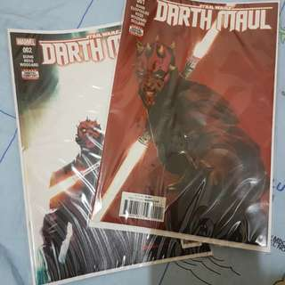 Darth Maul Comics