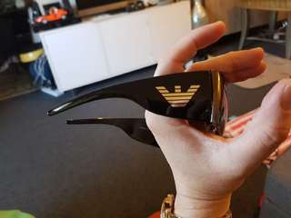 Armani Sunglasses Authentic.