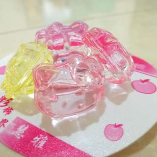Kids Hello Kitty Rubber Bands