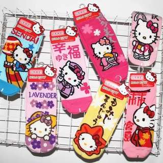 *Clearance* Hello Kitty Socks