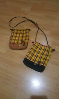 Bag and pouch