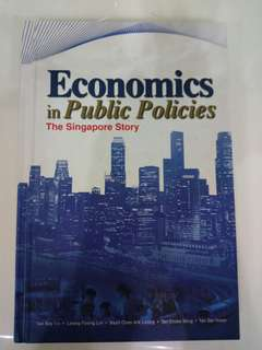 Economics in public policy