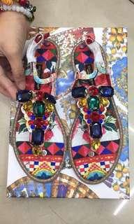 Dior authentic sandalz