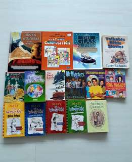 CLEARANCE: Children's books
