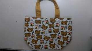 🚚 拉拉熊小提袋/便當袋
