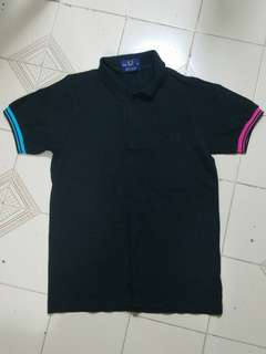 FRED PERRY POLO MADE IN ENGLAND