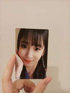 Lovelyz Jiae Healing  Photocard