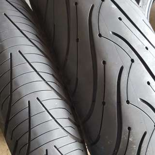 Michelin pilot road 3 120/180