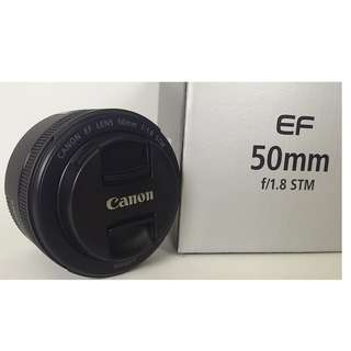 Canon EF 50mm F1.8 STM (CL102)
