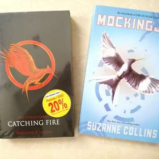 Catching Fire and Mocking Jay