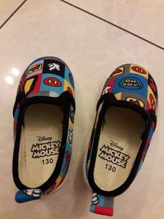 Kids Shoes mickey mouse