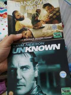 Original VCD unknown n hangover II
