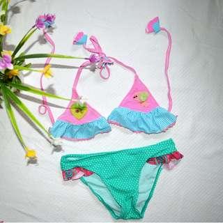 Two-piece swimwear for kids