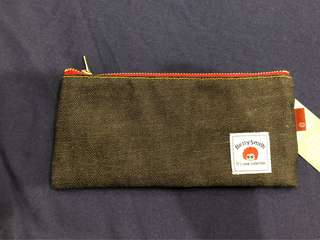 🚚 日本購入筆袋(牛仔布)