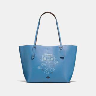🚚 Coach x Keith Haring Tote bag