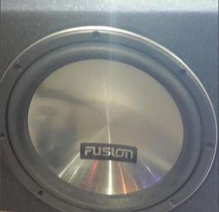 Fusion Performance Subwoofer 1000 w