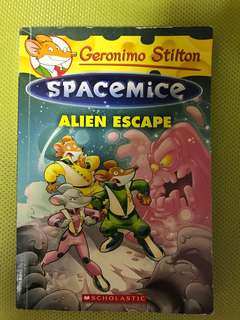 Geronimo Stilton - Spacemice Alien Escape
