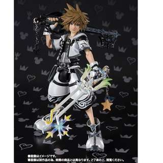 Pre-Order for Tamashii Exclusive - S.H.Figuarts (Kingdom Hearts II) - Sora Final Form