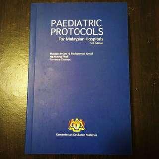 Paediatrics Protocol for Malaysian Hospital