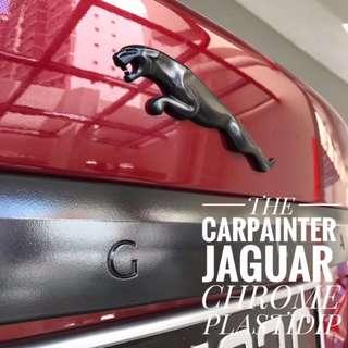 Jaguar XF Plastidip Service Plasti Dip