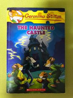 Geronimo Stilton - The Haunted Castle