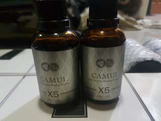 CAMUI X5 high chemical resistant coating