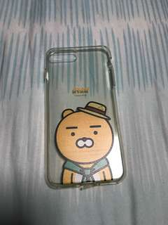 Kakao Friends Ryan casing for iphone 7+