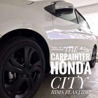 Honda City Plastidip Service Plasti Dip