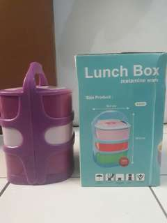 Lunch box melamine