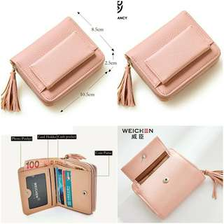 Dompet simple mini wallet