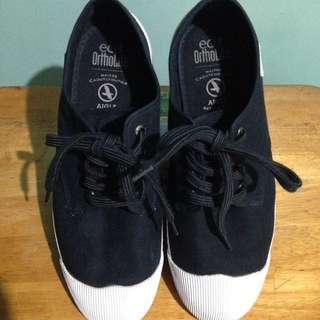 AIGLE Canvas Shoes