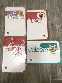 Forever Friends 賀卡 Hallmark card