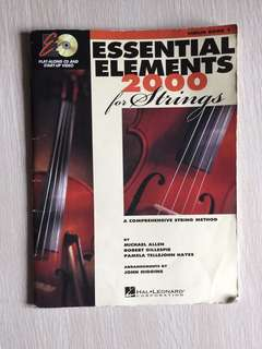 Violin book 1