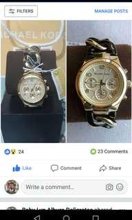 Mk watch pawnable