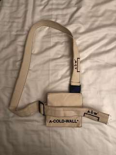 A Cold Wall Small Canvas Bag